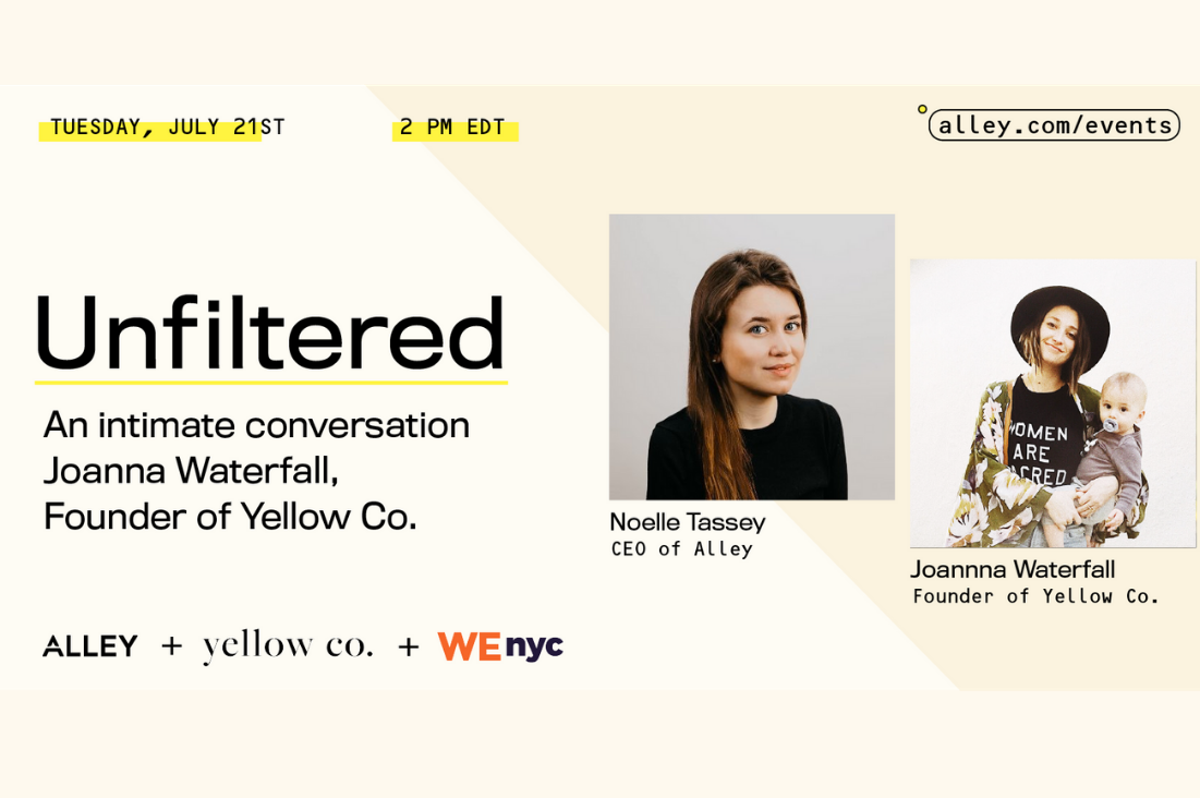 Event Recap: Unfiltered: Digital Connectivity with Joanna Waterfall from Yellow Co.