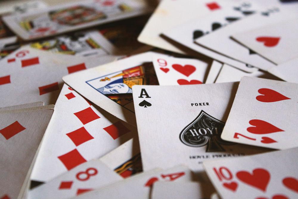 Pick a card, any card