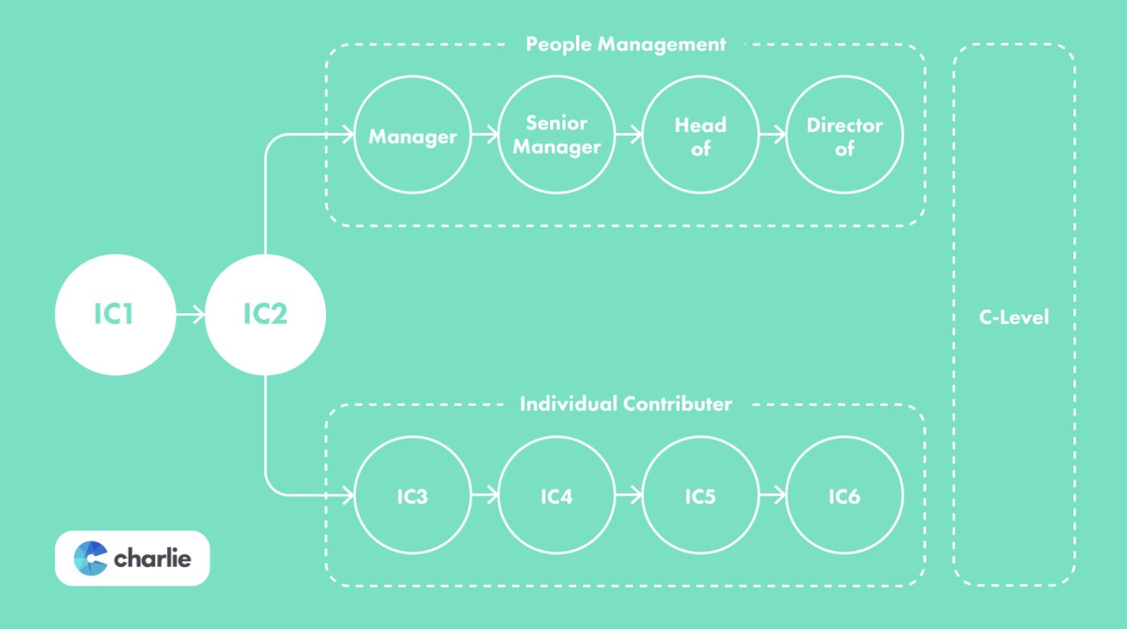 Charlie Hr progression framework