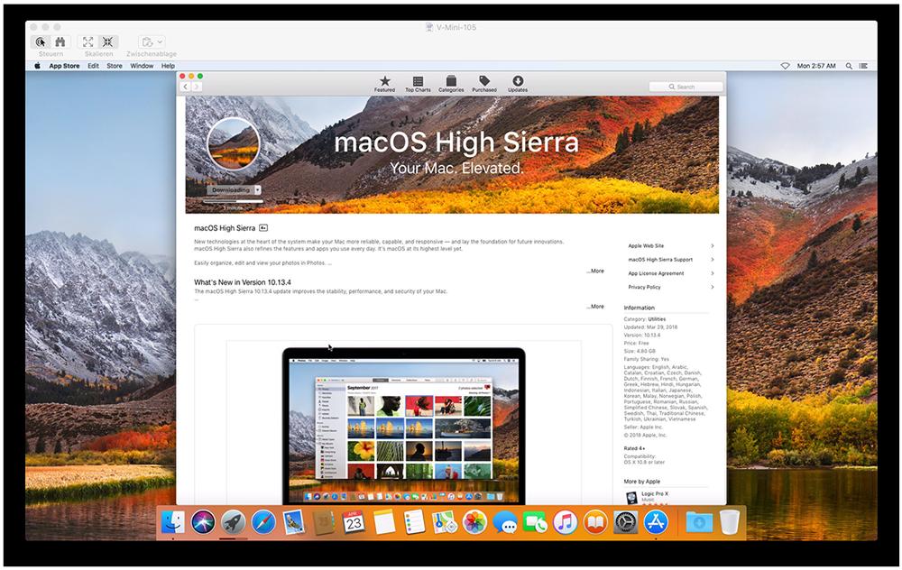 macOS VM