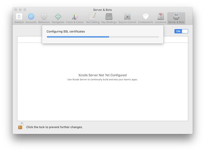 Setting Up Xcode 9 Server | MacStadium