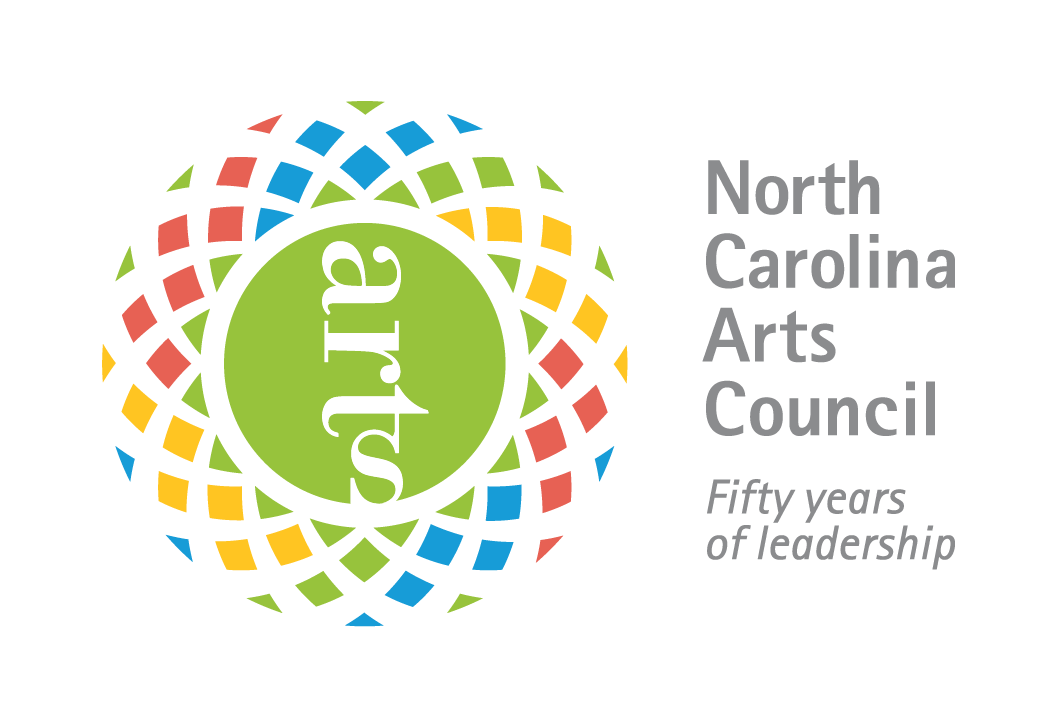 The North Carolina Arts Council logo
