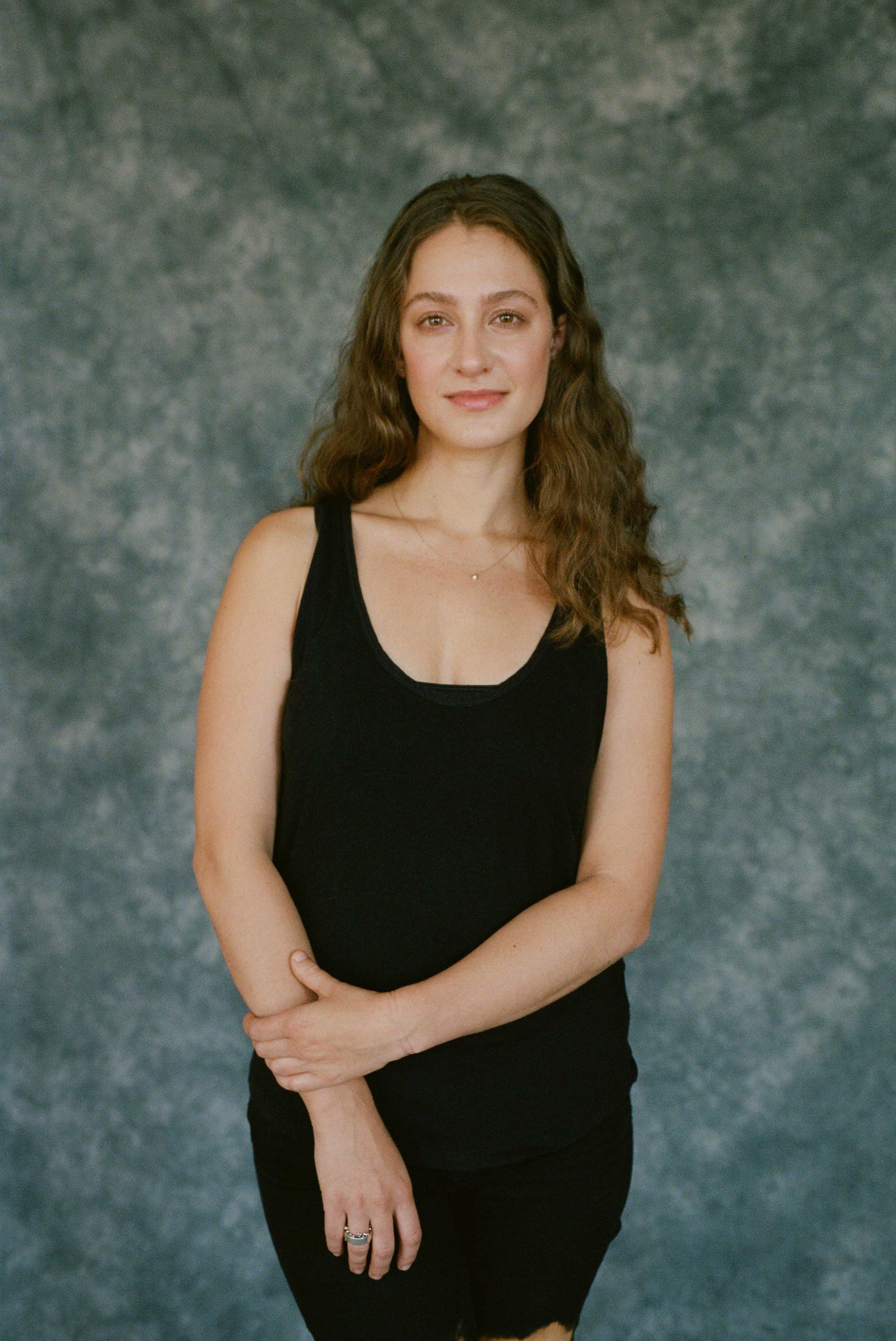 Victoria Manganiello portrait photograph