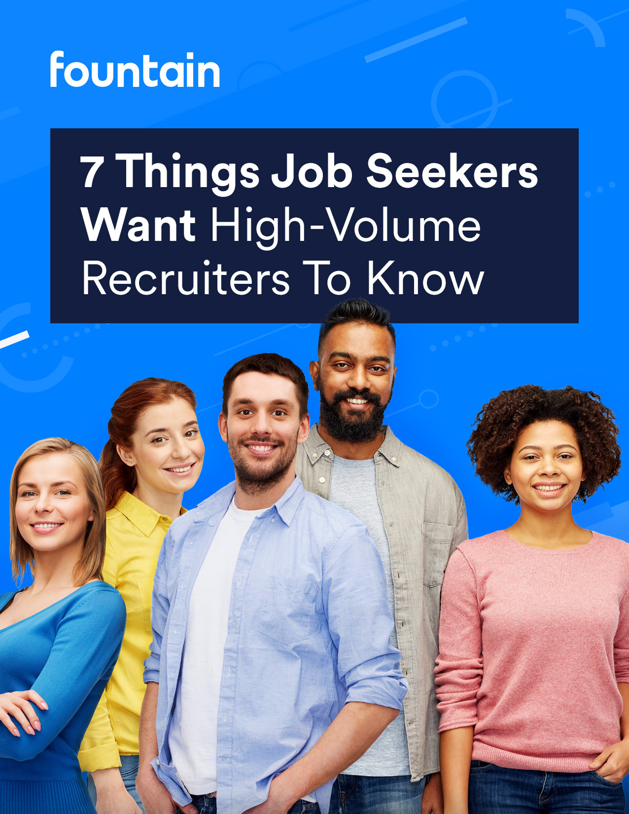 7 Things Job Seekers Want High-Volume Hiring Managers To Know
