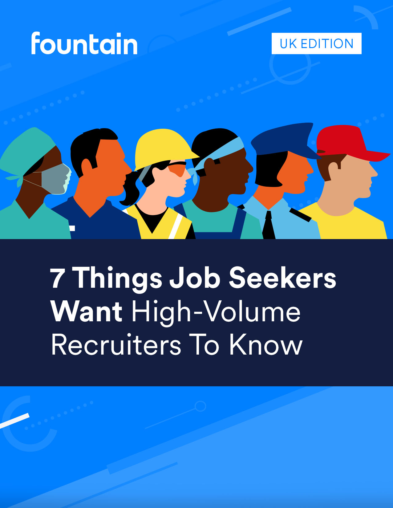 7 Things Job Seekers Want High Volume Hiring Managers To Know - UK Edition