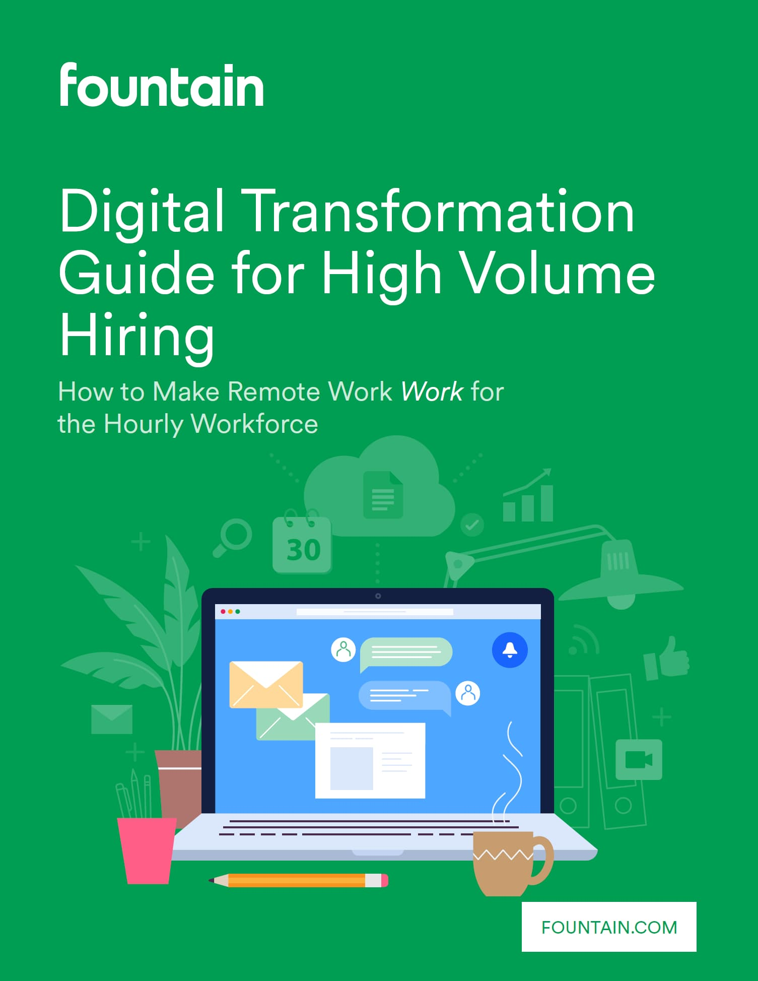 Digital Transformation Guide for High Volume Hiring