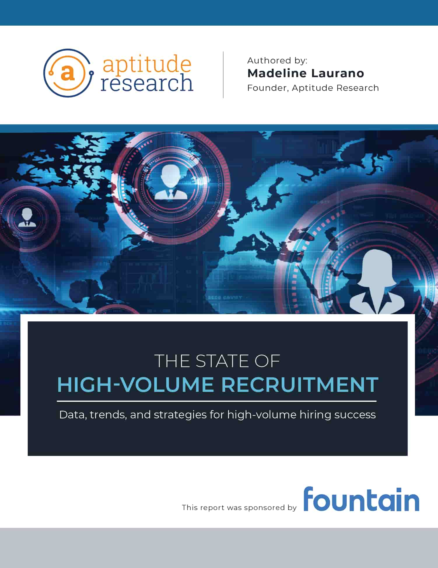 The State of High Volume Recruitment