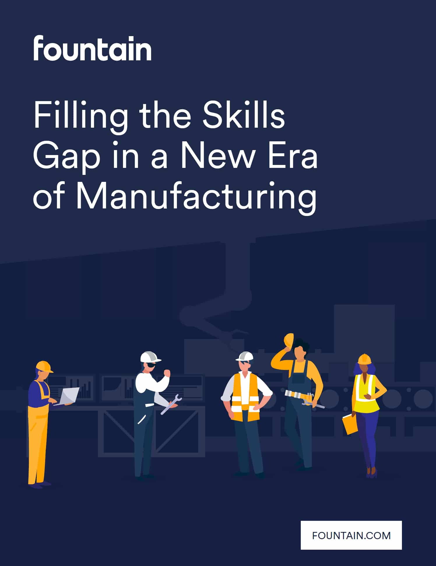 Filling the Skills Gap in a New Era of Manufacturing