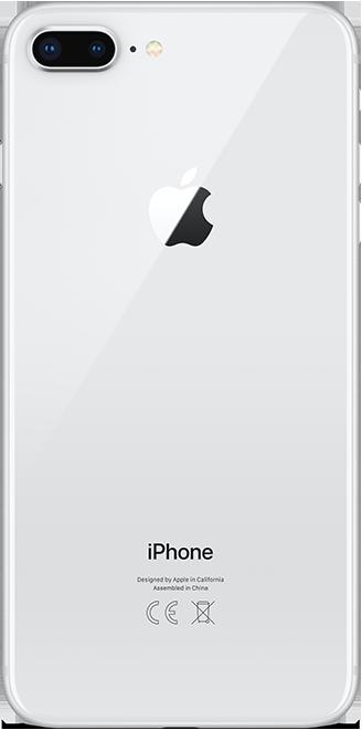 Apple iPhone8 Plus 64GBSilver