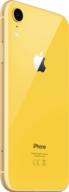 iPhone XR 64GB Yellow