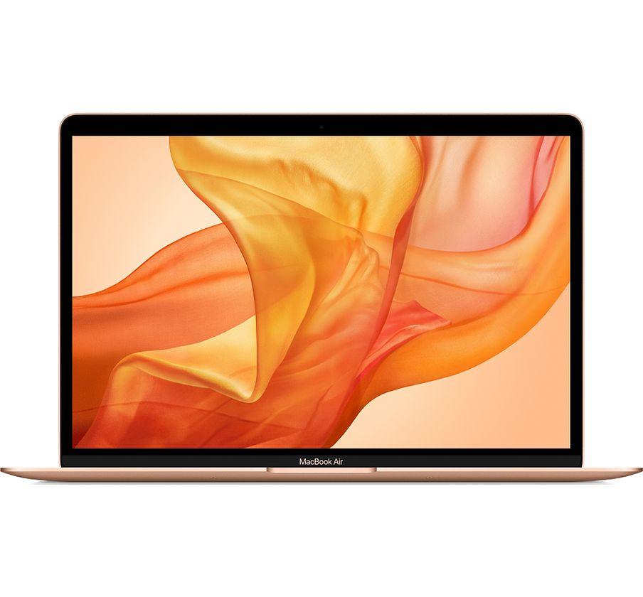 "Apple MacBook Air 13"" i5 dual-core 1.6GHz/8GB/128GB/Intel UHD Graphics 617 - GOLD - Internazionale"