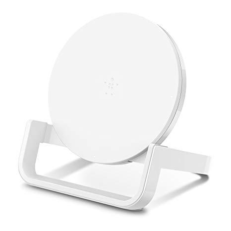 Belkin - Supporto di ricarica wireless da 10 W - Bianco