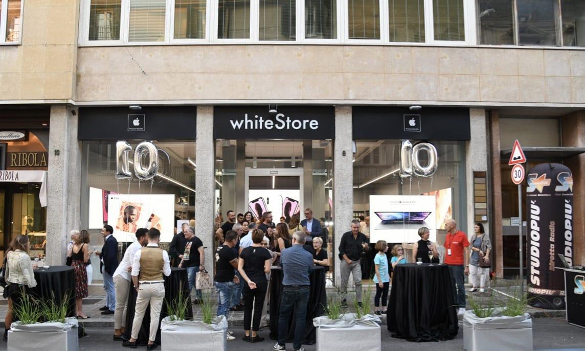 White Store entra a far parte del gruppo C&C Consulting