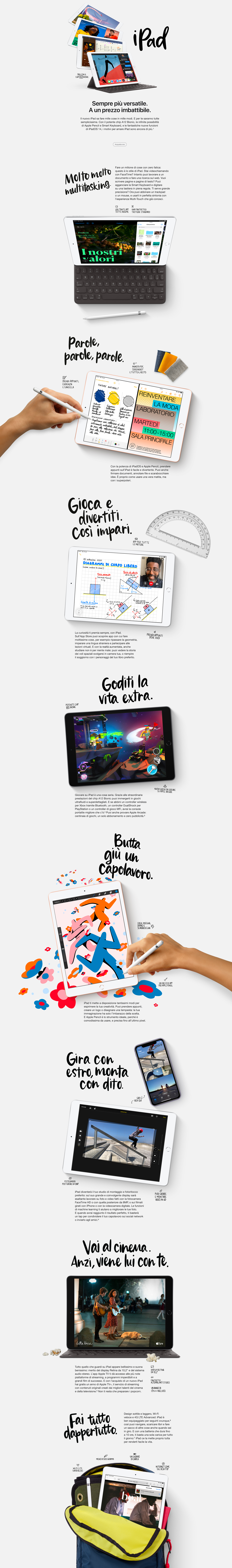 iPad 8th gen