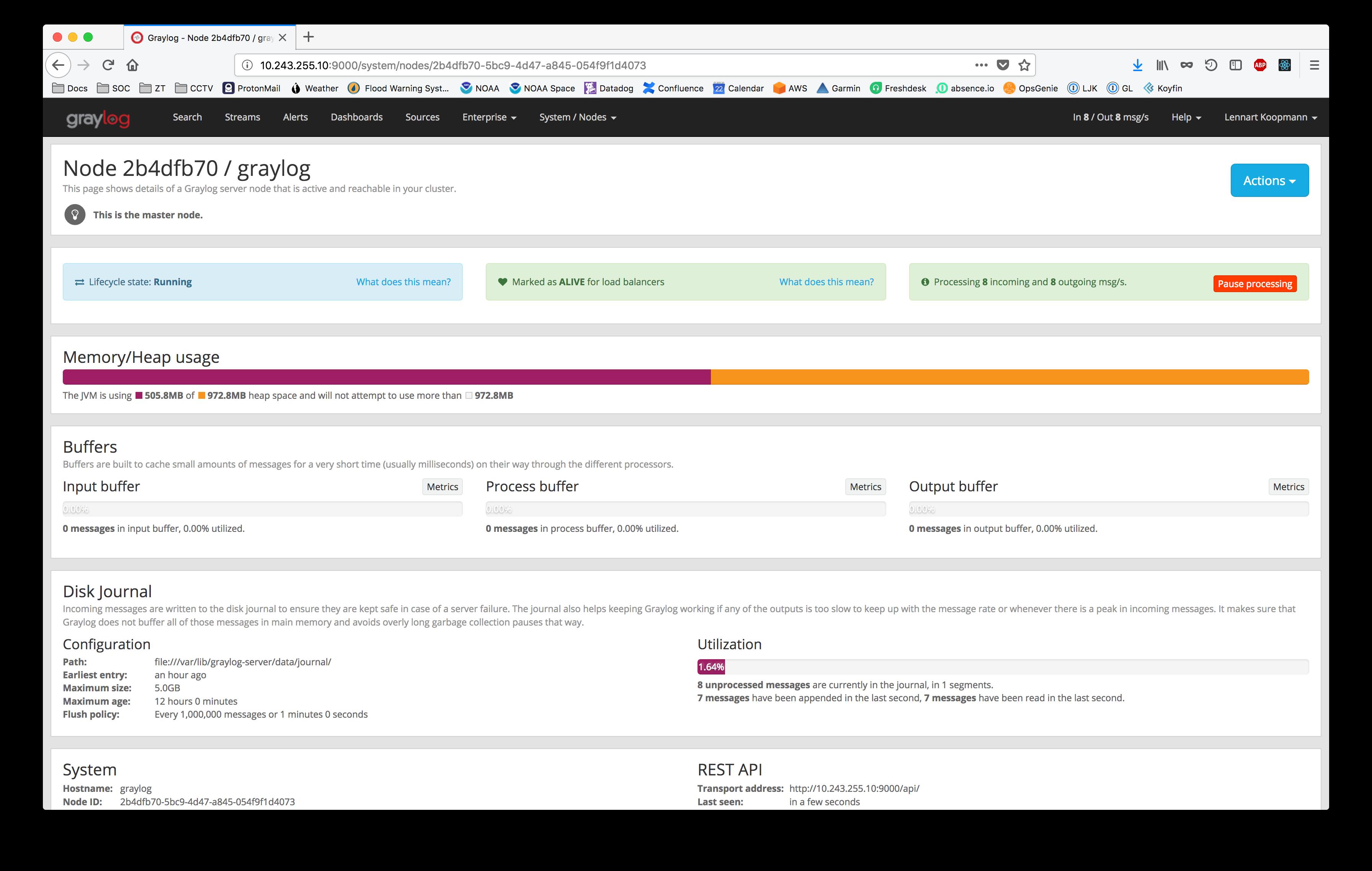 Enterprise Log Management for Any Scale | Graylog
