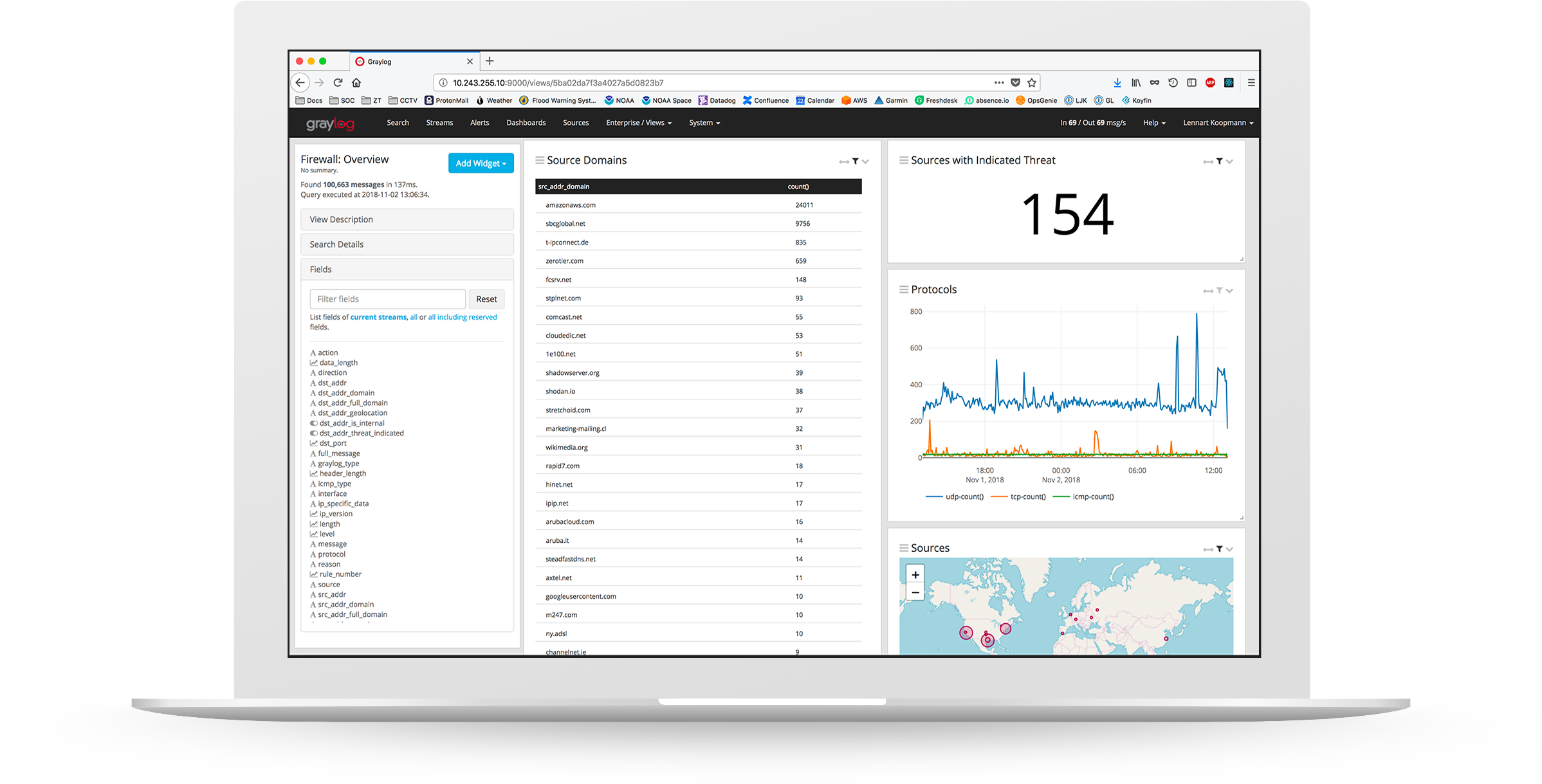 Security Information & Event Management | Graylog