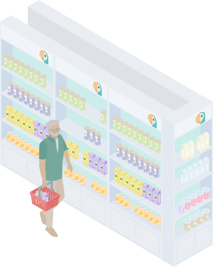Image of a convenience store