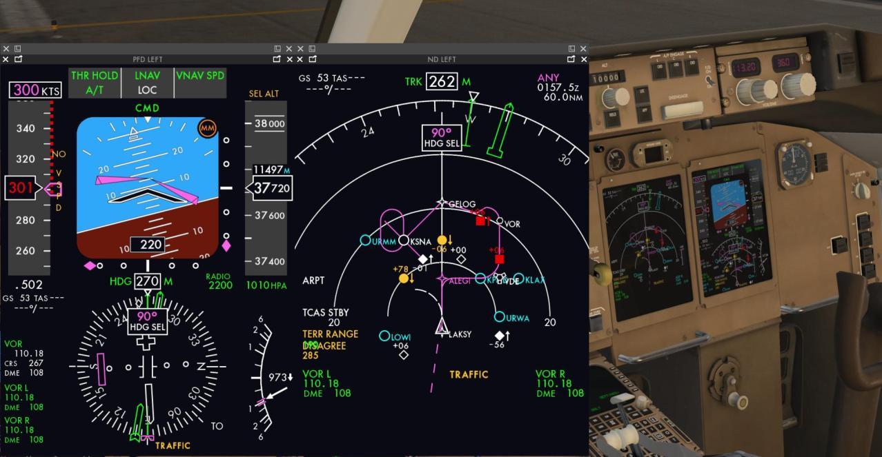 Flight Factor Previews 757/767 FPDS Avionics
