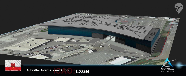 Skyline Simulations' Next Desination: Gibraltar