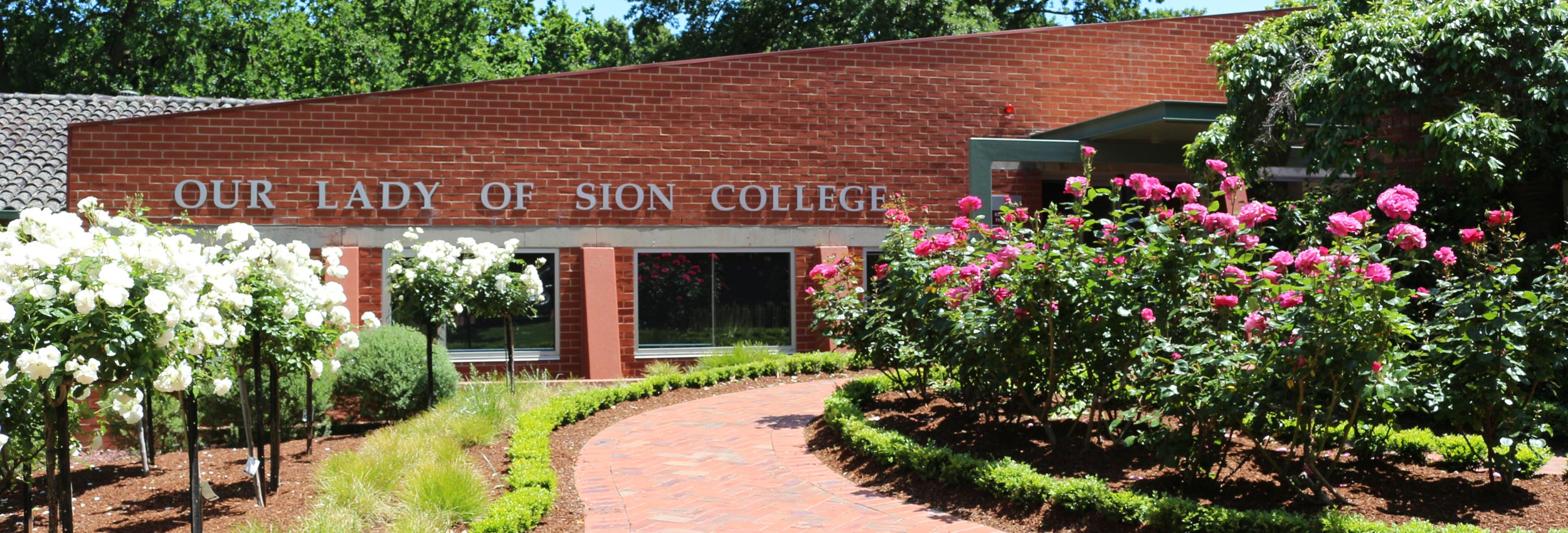 Image of Our Lady of Sion College building