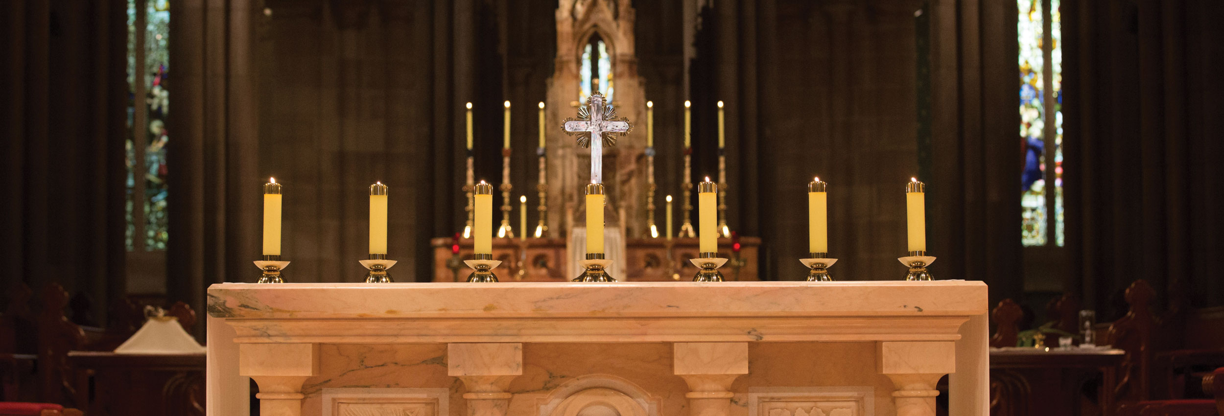90th anniversary celebration at St Patrick's Cathedral