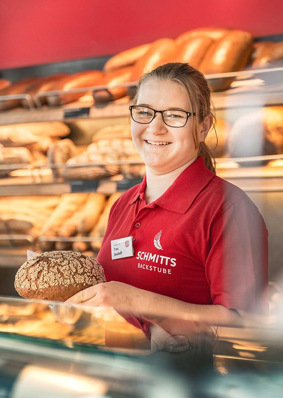 SCHMITTS Backstube Bäckerei-Fachverkäufer(in)