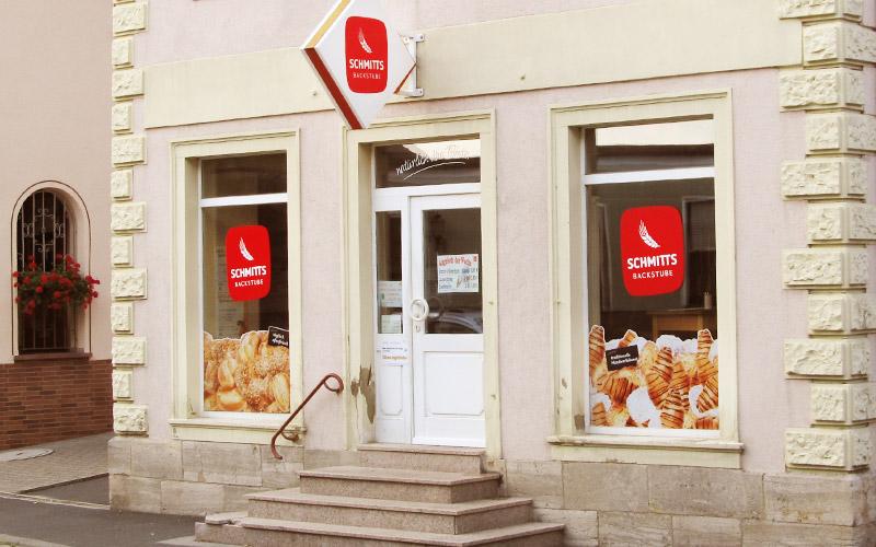 SCHMITTS Backstube – Steinach - Bad Bocklet