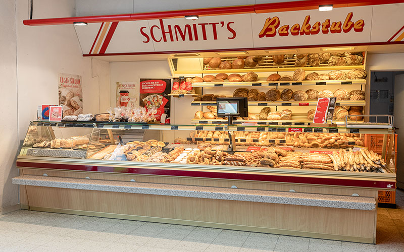 SCHMITTS Backstube im tegut – Hohenroth