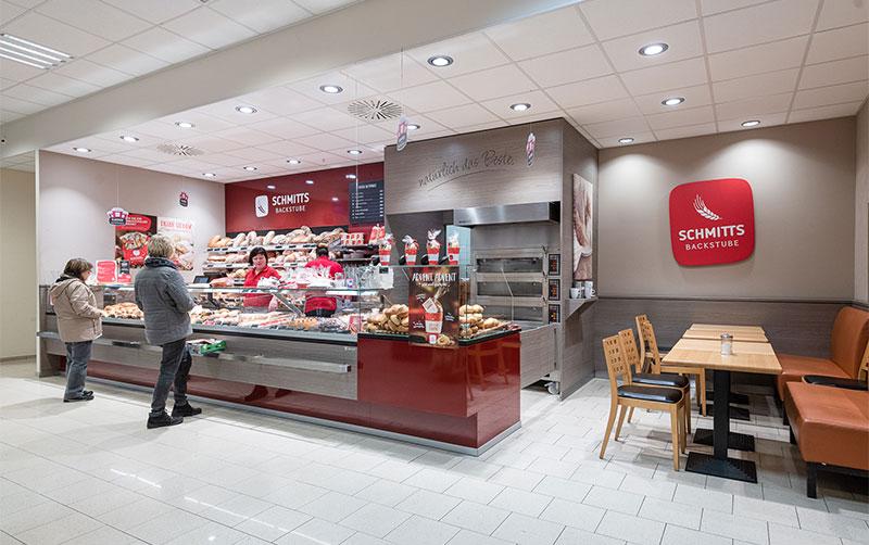 SCHMITTS Backstube im E-Center – Mellrichstadt