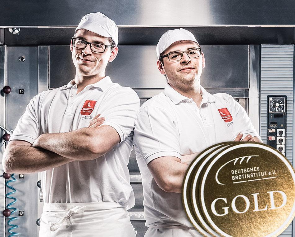 23x »Sehr gut« und 11x »Gut« – deutsches Brotinstitut prämiert unsere Backwaren
