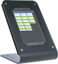 ikhokha 7 inch kitchen tablet and tablet stand
