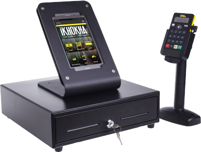 iKhokha Mover Register Point of Sale bundle