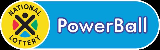 national lottery powerball logo