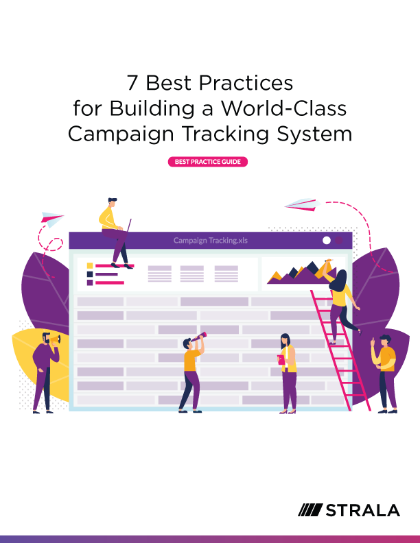Use these 7 Best Practices to jump start your teams' foundation of campaign tracking