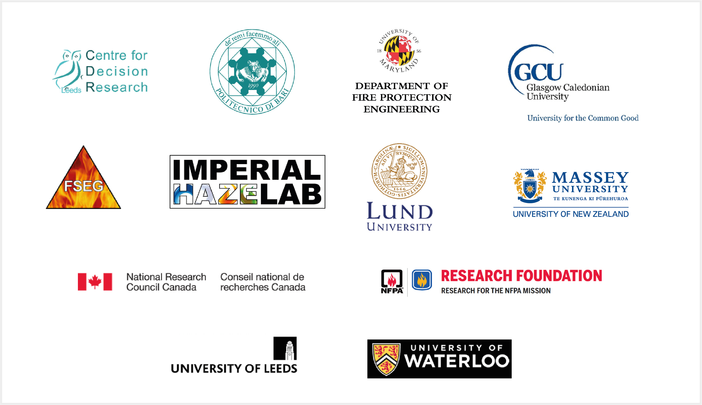 Movement Strategies are engaged with a number of organisations in research efforts
