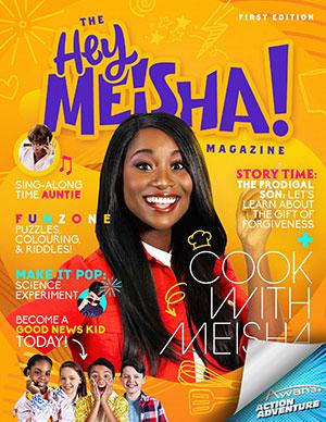 Hey Meisha Magazine