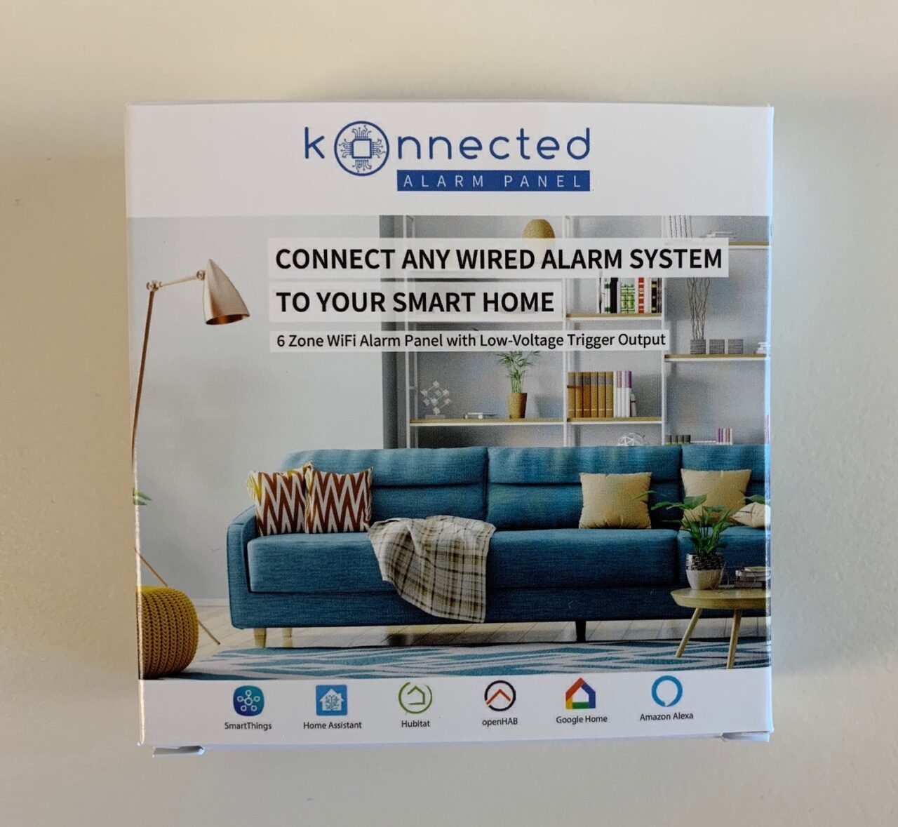 Konnected Alarm Panel Review