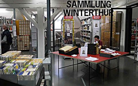Stadtbibliothek Winterthur