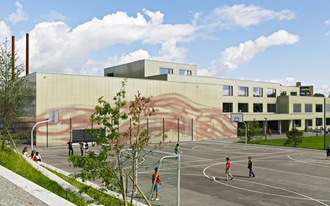 Schule Langwiesen-Wyden