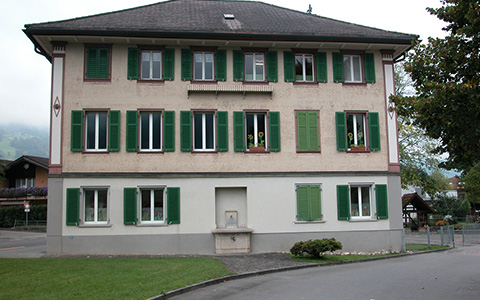 Schule Giswil