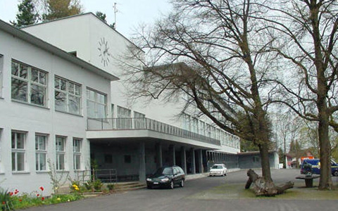 Schulhaus Lindberg