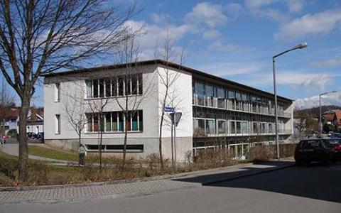 Schulhaus Wiesenstrasse