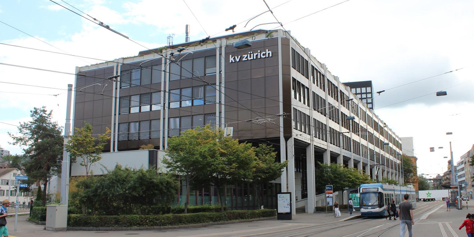 Wirtschaftsschule KV Zürich