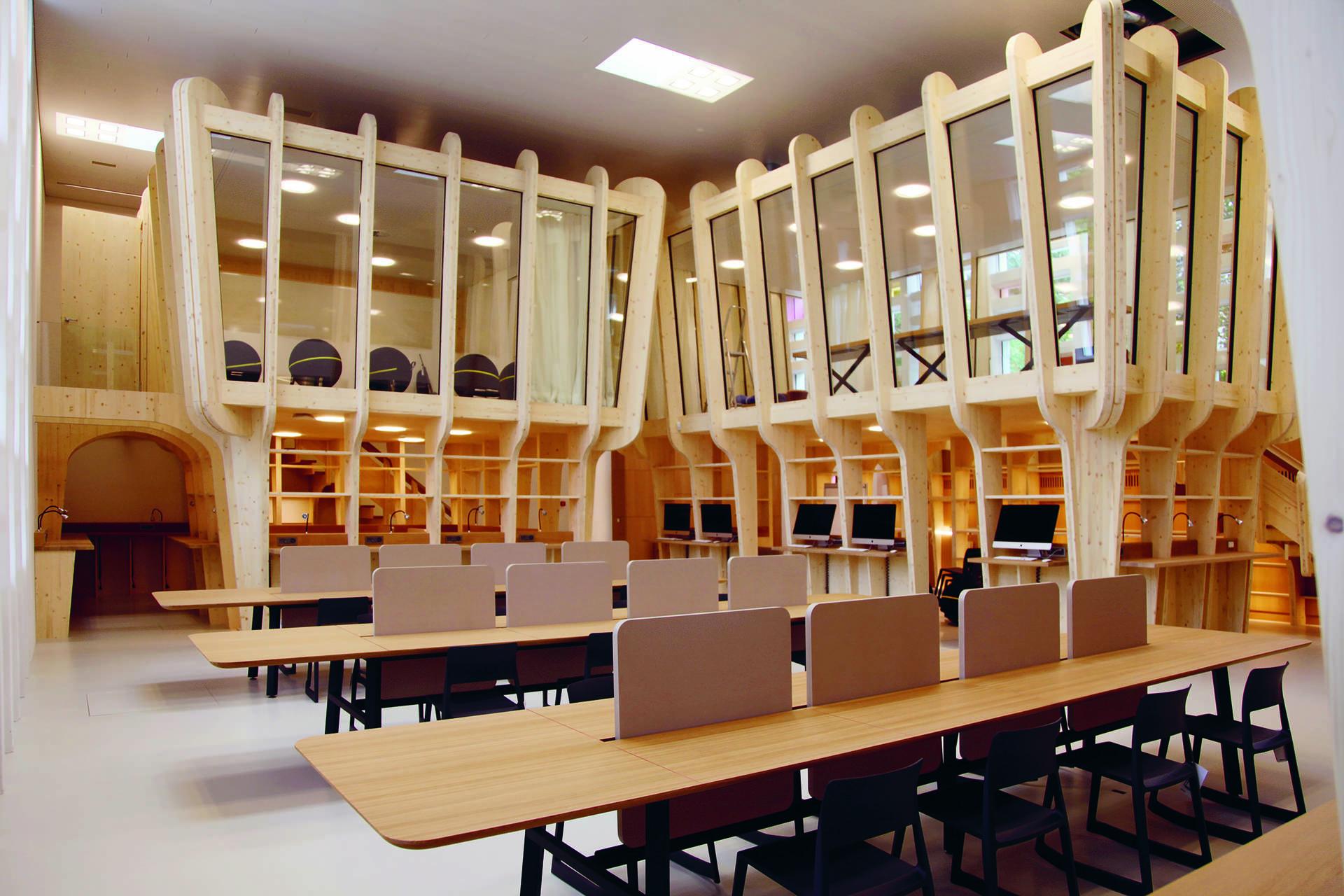 Neue Stadtschulen St.Gallen Gymnasium