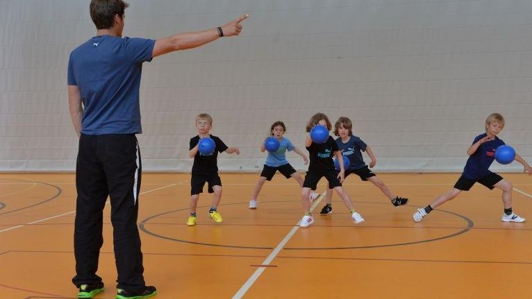 Sportamt Schulsport Stadt Zürich