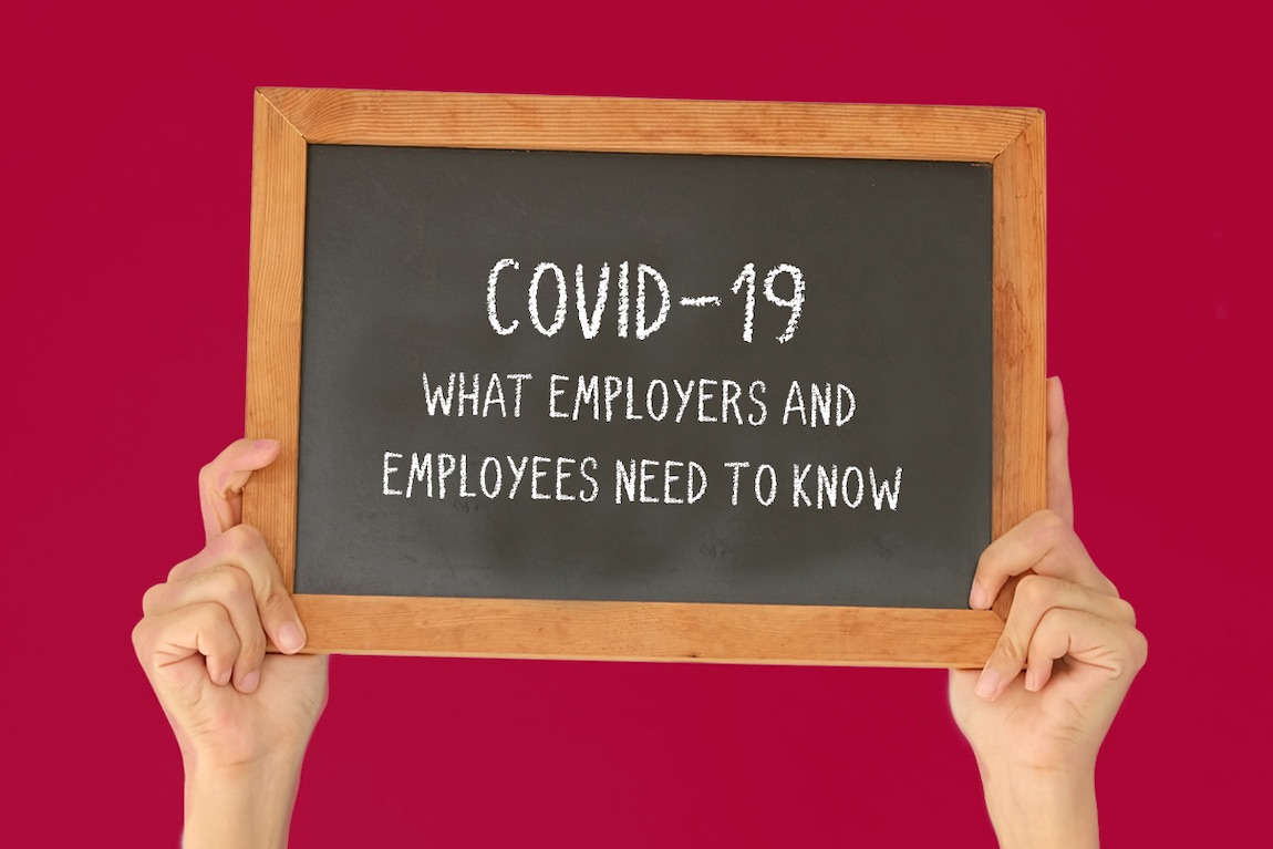 Employers, Employees, and COVID-19