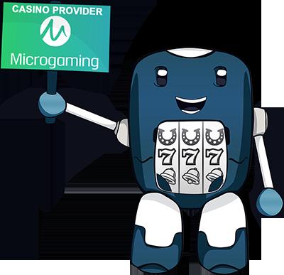 microgaming slot provider
