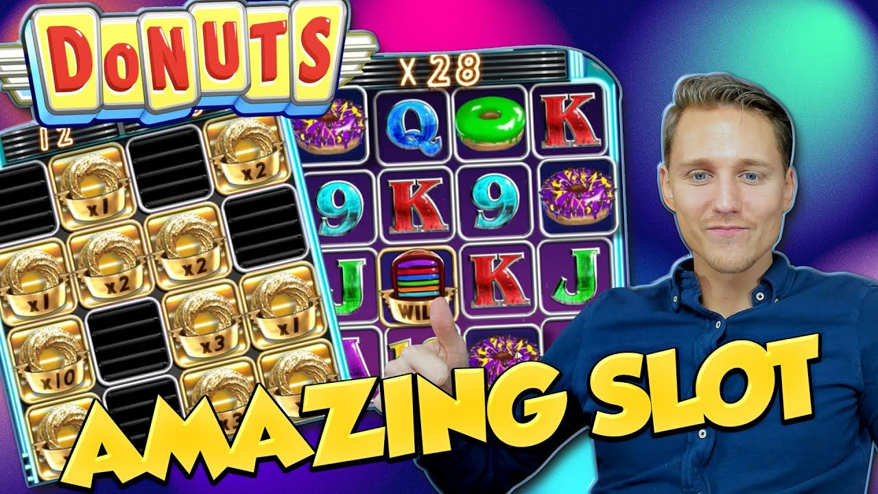 Big Win on Dunuts Slot