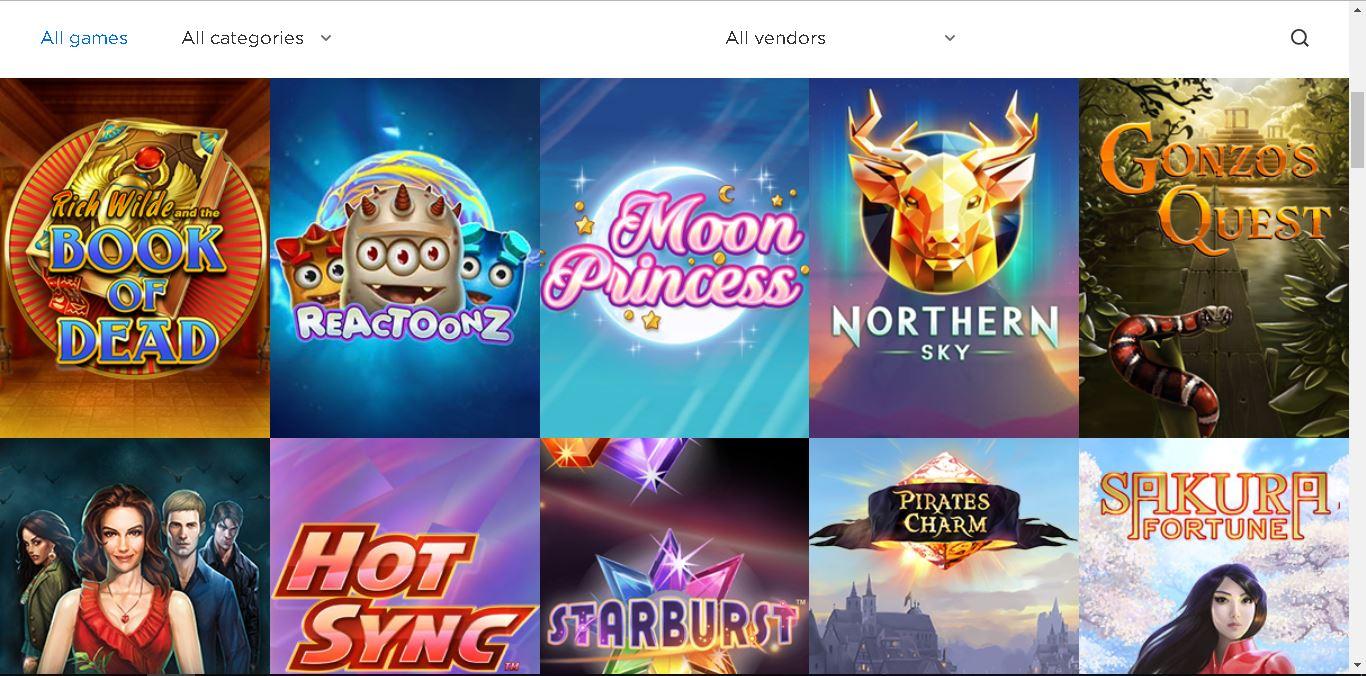 zodiacu casino slots