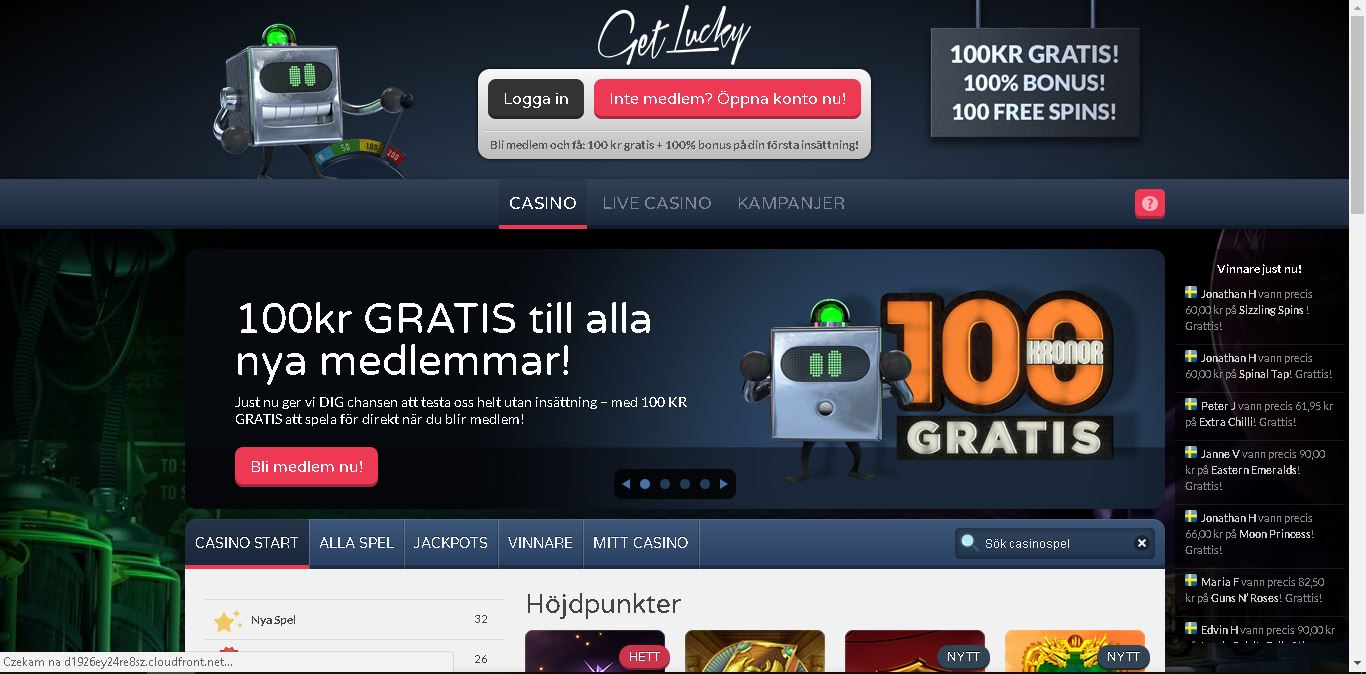 getlucky casino